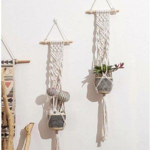 Macrame Plant Hanger 🌵🌸